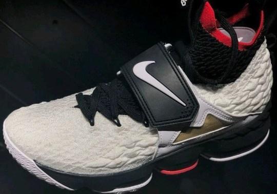 "Nike LeBron 15 ""Diamond Turf"" Is Next On #LeBronWatch"