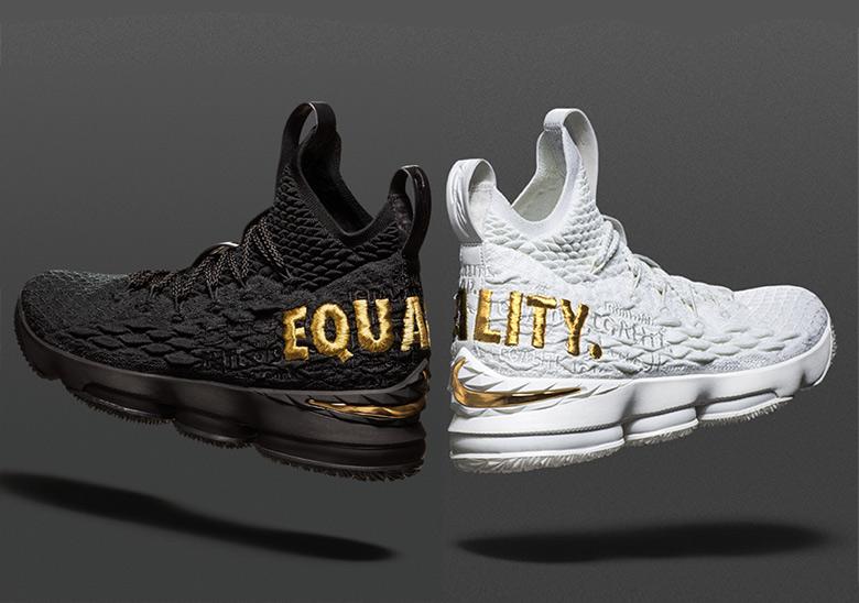 Como Conseguir De La Nike Lebron 15 De Conseguir Igualdad 2882e2