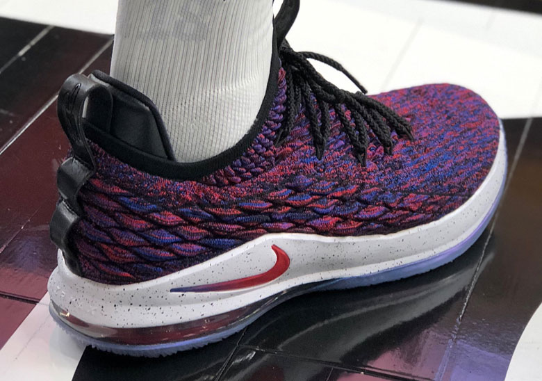 Nike LeBron 15 Low First Look