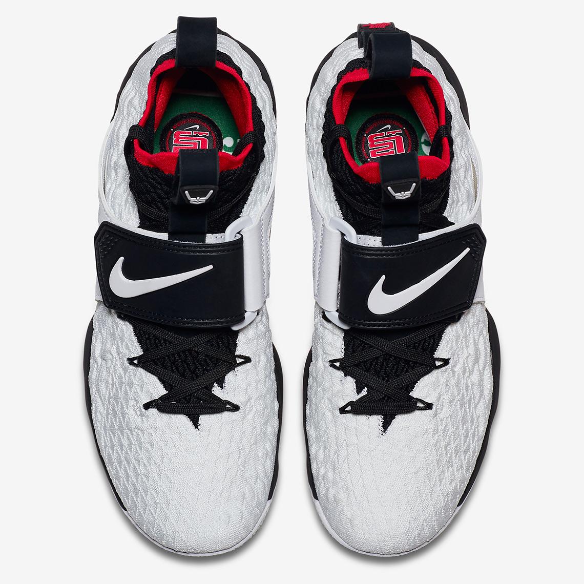 uk availability e6a5b 38cfa Nike Deion Sanders Diamond Turf LeBron 15 Shoes ...