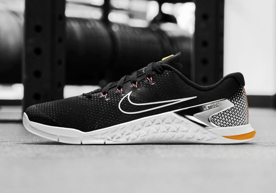 Nike To Release The Special Edition MetCon 4 In Two Colorways