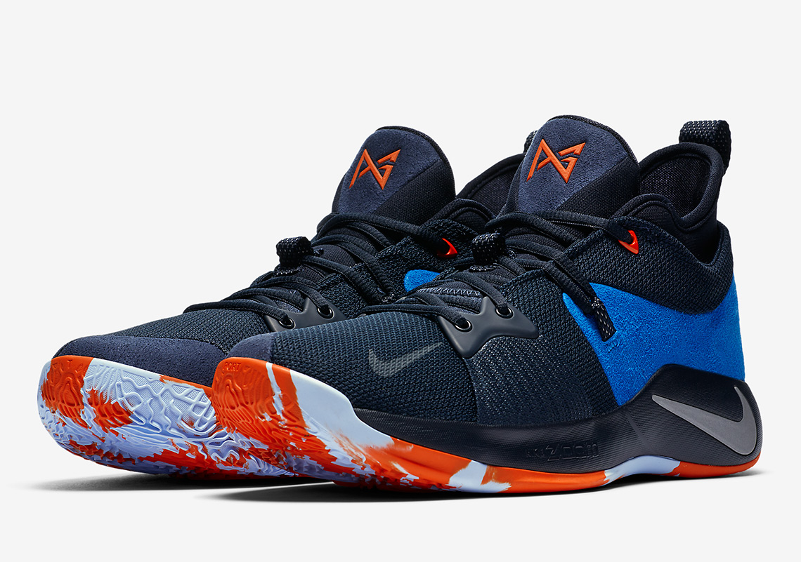 "Nike PG 2 ""Home Craze"" AJ2039-400 Release Info ..."