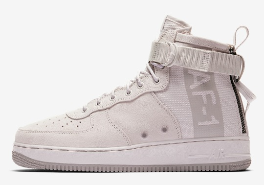 A New Style Of The Nike SF-AF1 Mid Emerges