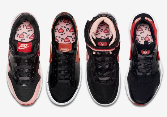 The Perfect Valentine's Day Sneakers For Nike Obsessed Kids