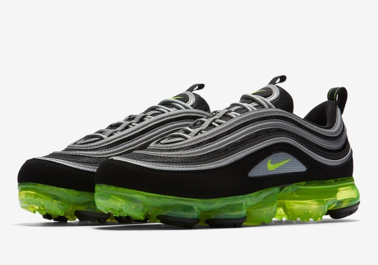 "Official Images Of The Nike Air Vapormax 97 ""Japan"""