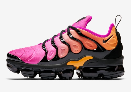 "Nike Vapormax Plus ""Sherbet"" Is Coming Soon"