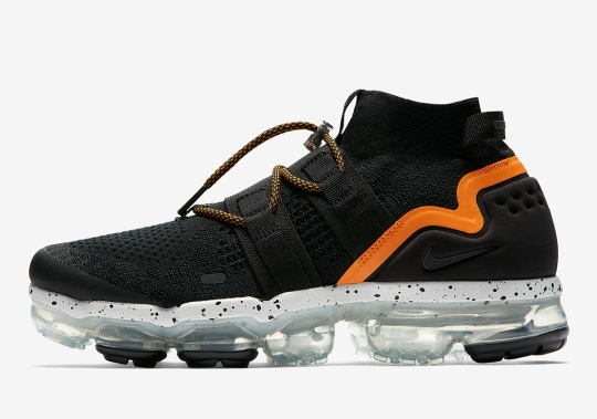 This Nike Vapormax Utility Is Fit For The Outdoors