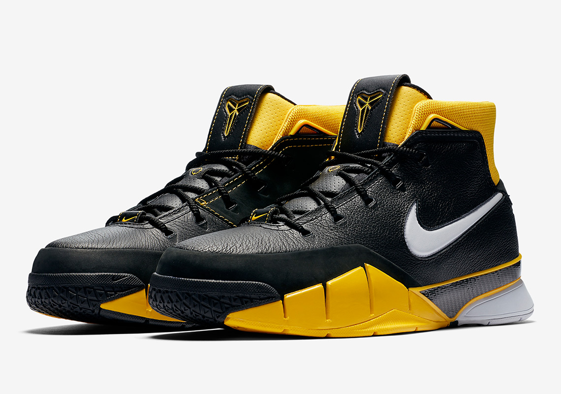 a1843e59518 Nike Zoom Kobe 1 Protro AQ2728-003 Release Info