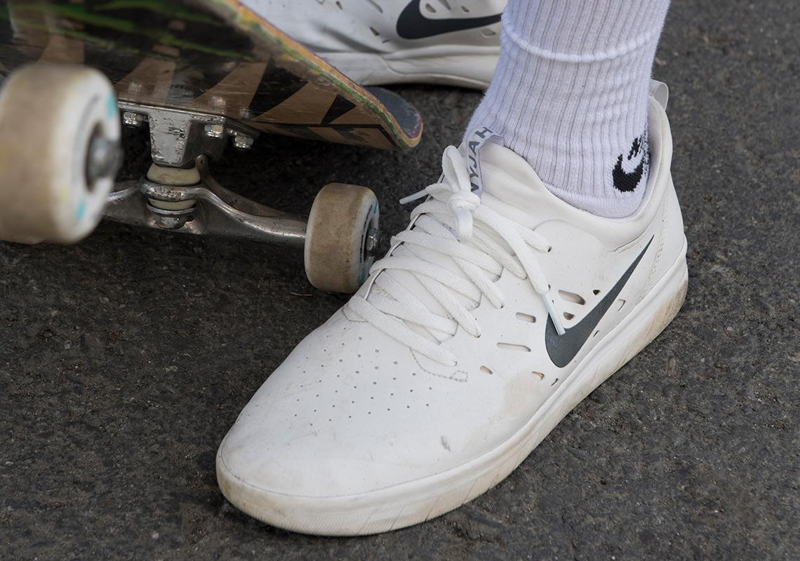 f62d1343ec9c4 Nyjah Huston s Nike SB Signature Shoe Releases Tomorrow
