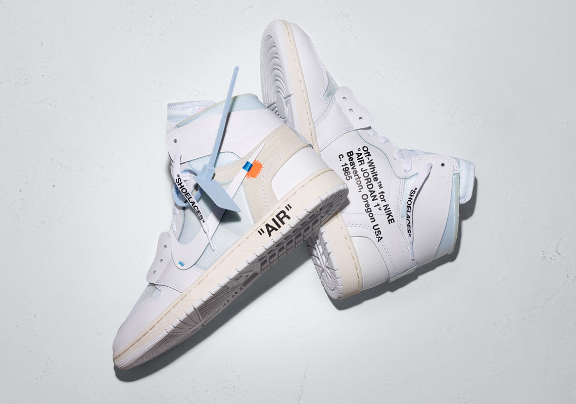 ca0aebc72703 OFF WHITE Air Jordan 1  Official Release Info