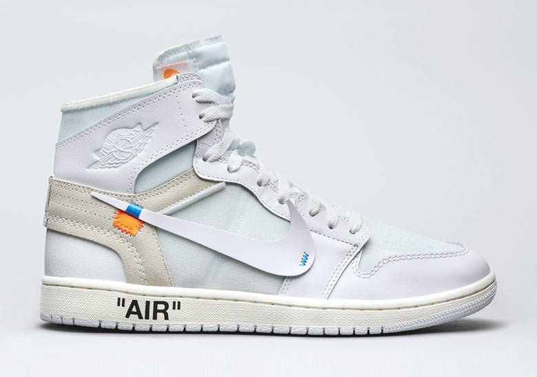 OFF WHITE Air Jordan 1 AQ0818-100 Release Info  5cf3a4755