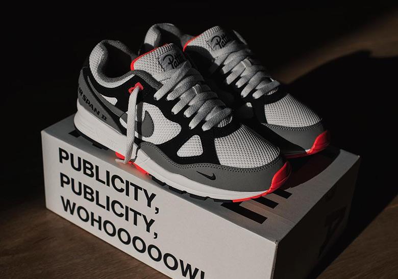 Patta Nike Air Span II  SneakerNews.com