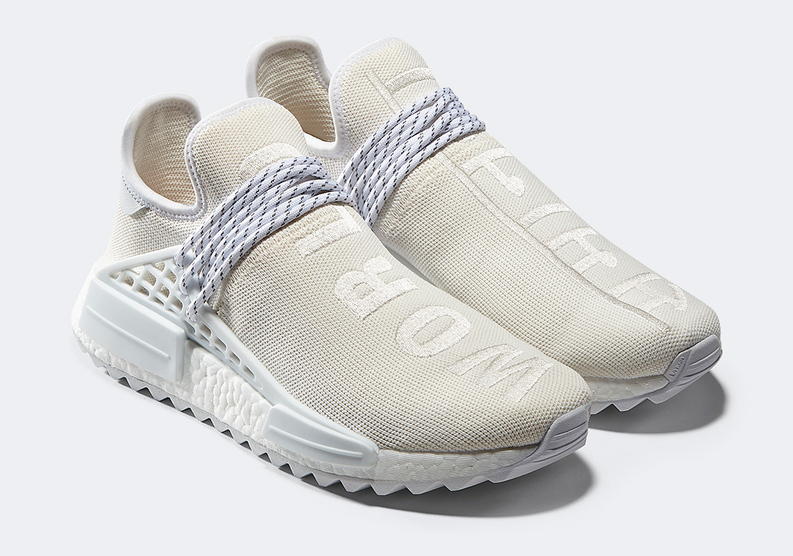 "b084a268e13d4 The entire Pharrell x adidas Hu Holi ""Blank Canvas"" Collection will  officially release this Friday"