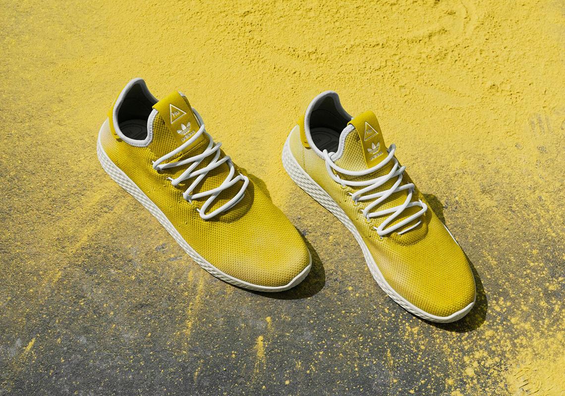 4da96bc5a45b3 Pharrell x adidas Tennis Hu