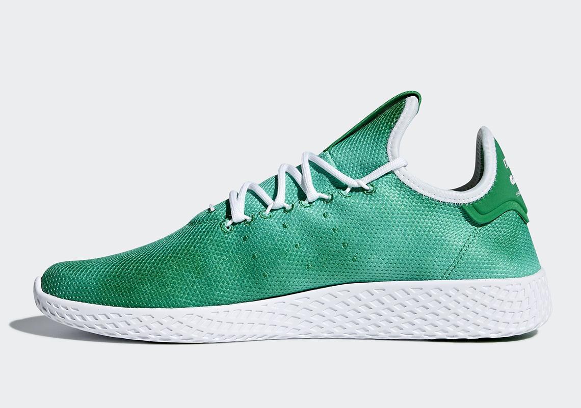 1ba1c4f262895 Pharrell x adidas Tennis Hu