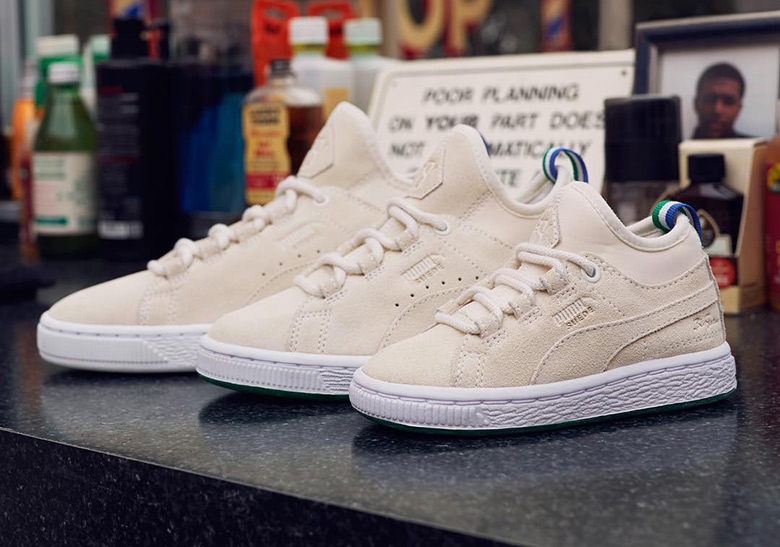 find workmanship official images agreatvarietyofmodels Big Sean Puma Suede 50th Anniversary Release Info ...