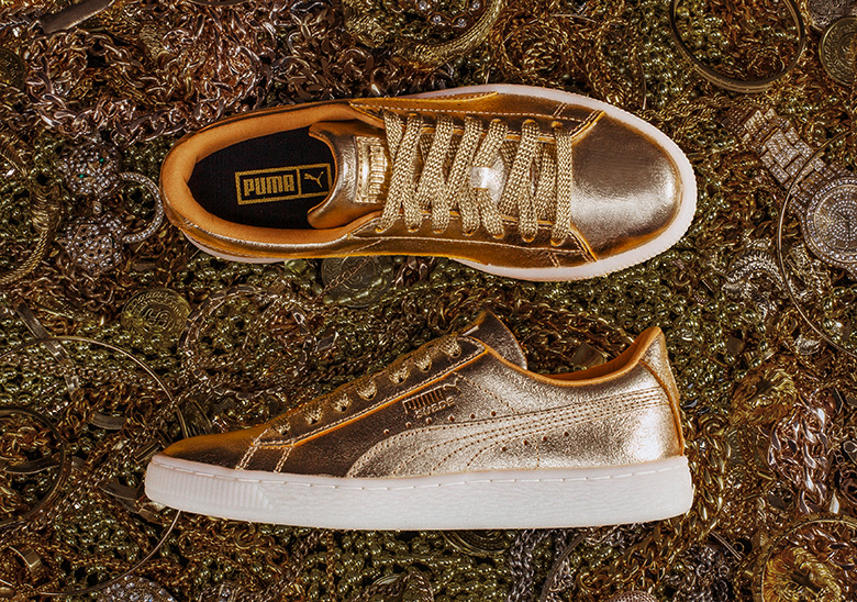 Puma Golden Suede Release Info
