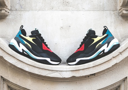 Puma Gets In On The Chunky Sneaker Trend With The Thunder Spectra