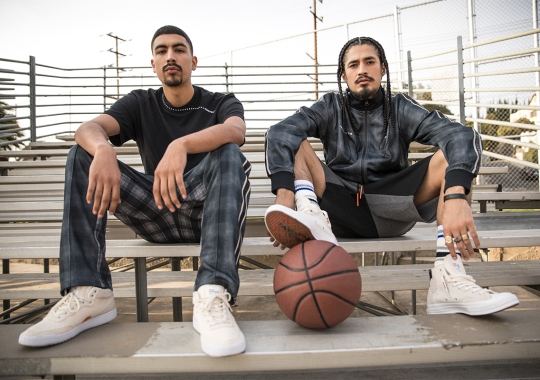 Converse Celebrates Los Angeles With Four Key Collaborations