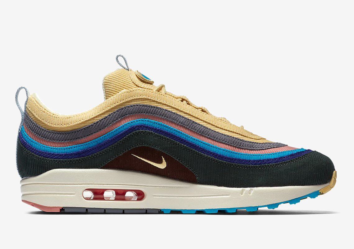 best service 6a64d 5758a Sean Wotherspoon Air Max 97 1 Release Info   SneakerNews.com