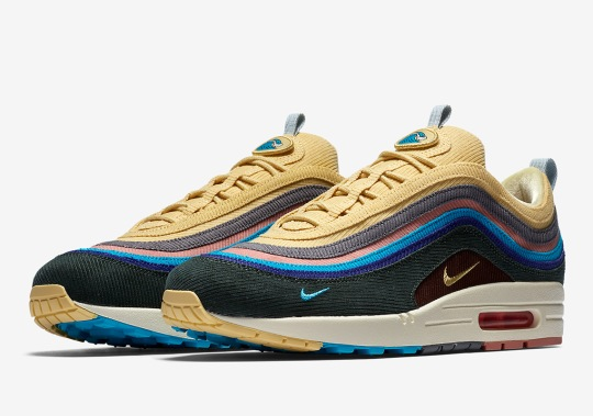 The Sean Wotherspoon x Air Max 97/1 Will Release On Air Max Day via Nike SNKRS Draw