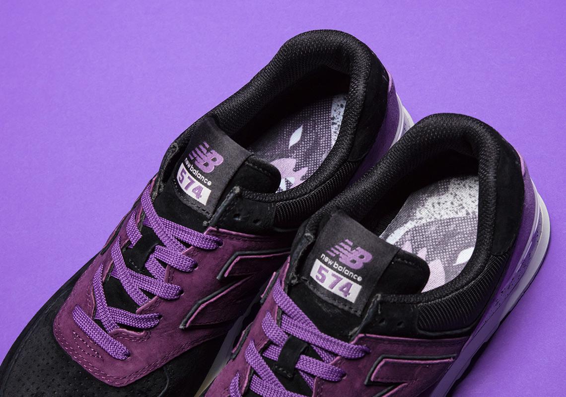 aa69bdb0f34 Sneaker Freaker x New Balance 574