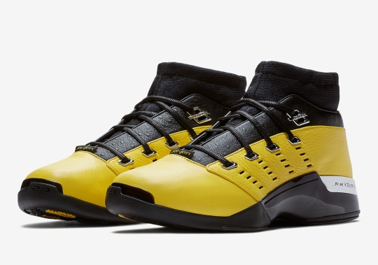 Official Images Of The SoleFly x Air Jordan 17 Low