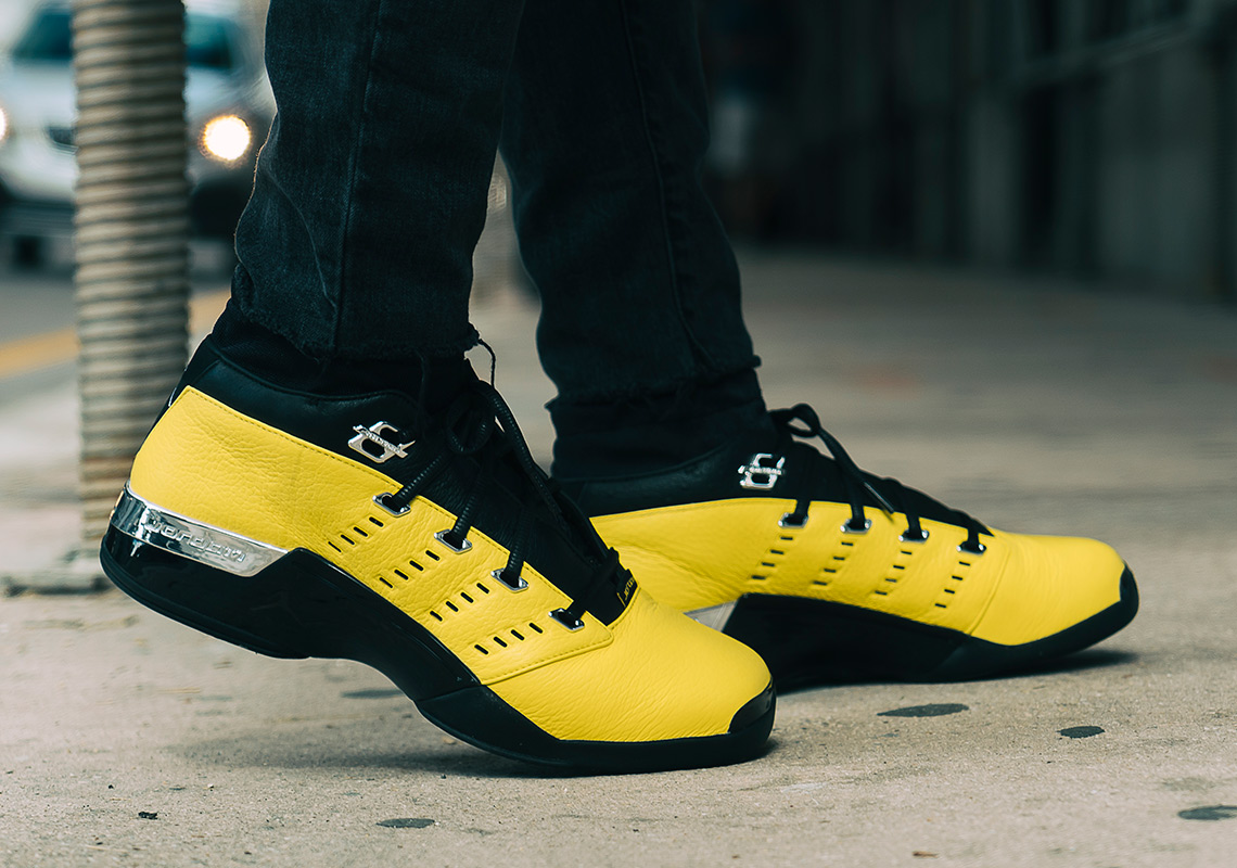 2509c24933728f SoleFly Air Jordan 17 Low Lightning Official Release Info ...