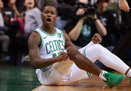 adidas Terminated Terry Rozier's Contract Because He Wore Nike During Shootaround