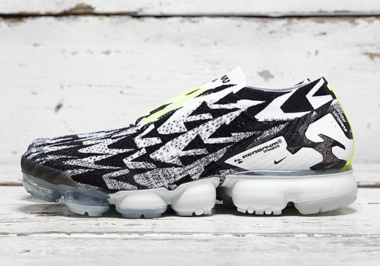 ACRONYM's Nike Vapormax Moc Collaboration Is Releasing Soon
