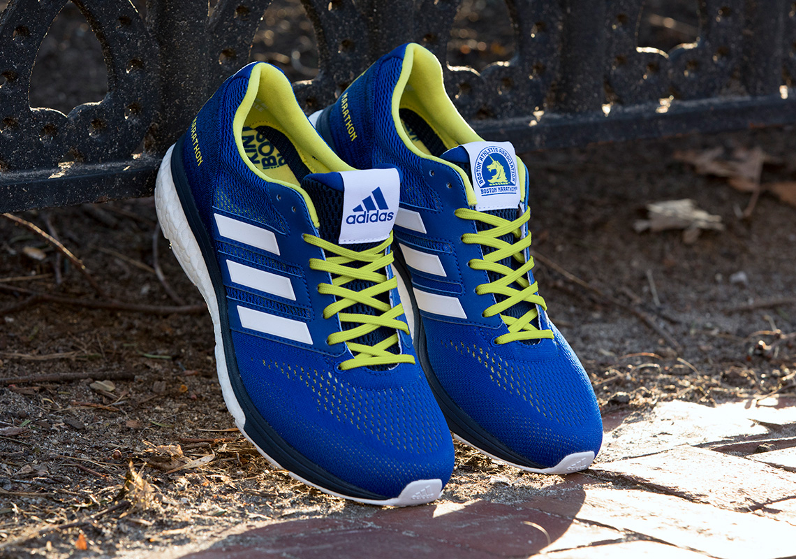 newest 15caf 181b8 adidas Unveils New Footwear For The Upcoming Boston Marathon