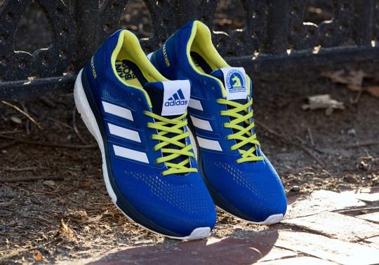 adidas Unveils New Footwear For The Upcoming Boston Marathon