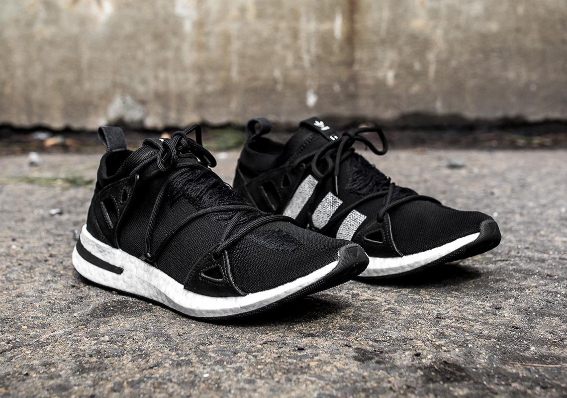 buy online 2e9fa 99bef adidas arkyn womens black