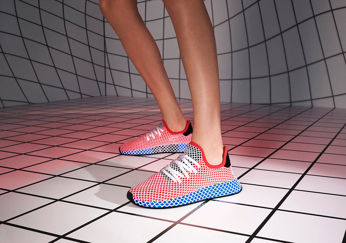 Check out the all new Deerupt silhouette by Adidas Originals