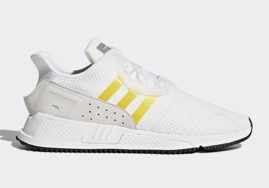 The adidas EQT Cushion ADV Set To Release In A Sunny Yellow