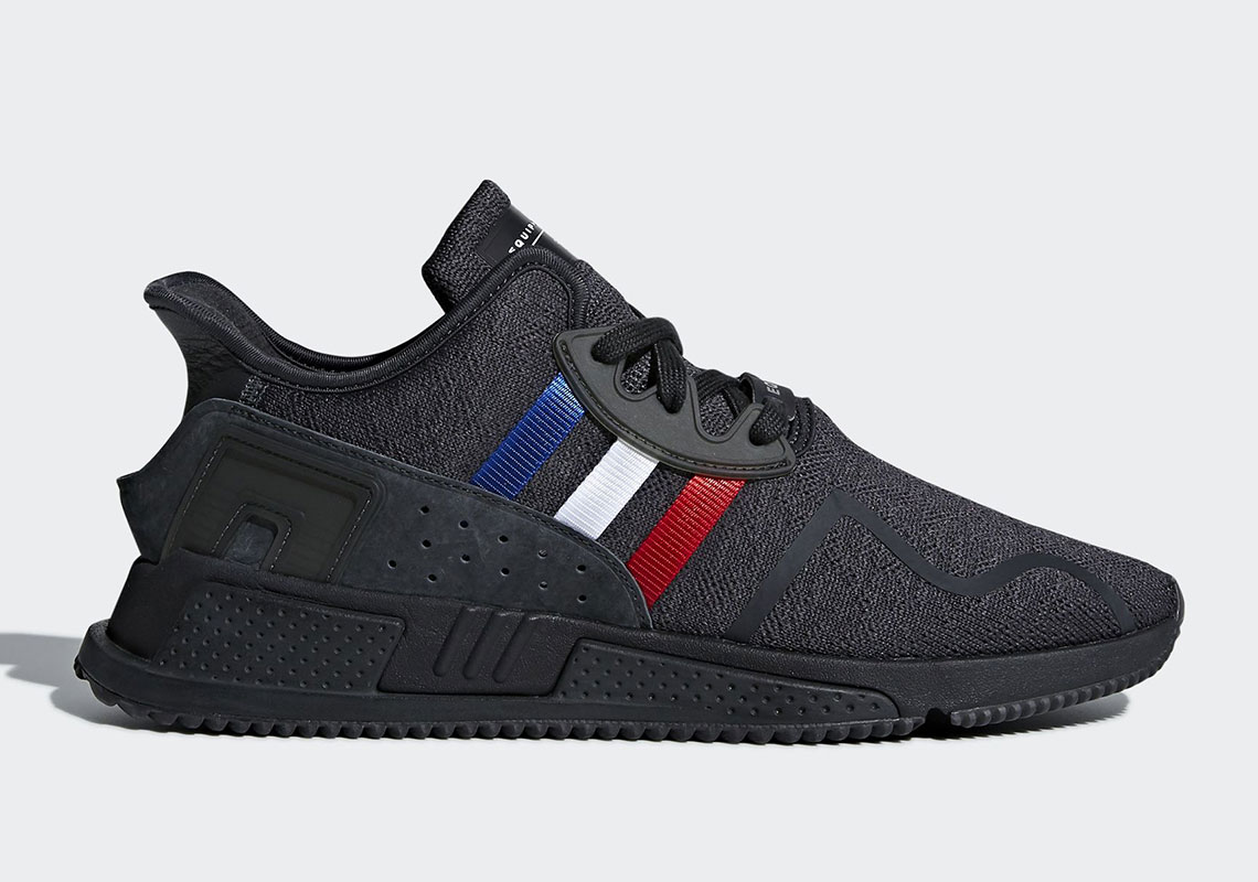 "more photos 0563b 747de adidas EQT Cushion ADV To Release In ""Tri-Color"" Stripes"