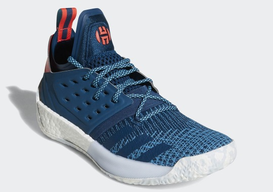 MVP-Favorite James Harden Has Another adidas Harden Vol. 2 Dropping This Weekend