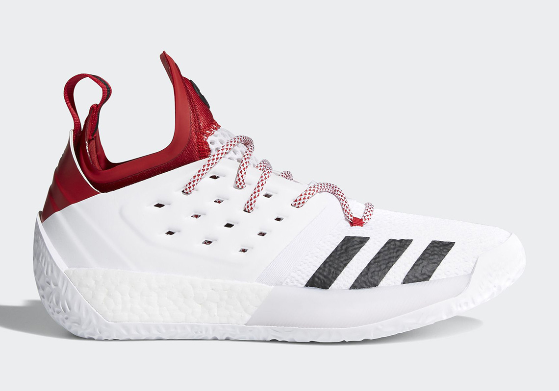 """9593a2bc3c5c UPDATE  The Harden V2 """"Hurricane"""" is available now from adidas.  Advertisement. Advertisement"""