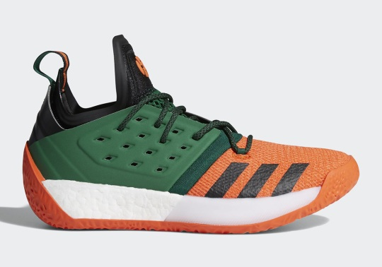 adidas Celebrates March Madness With The Harden Vol. 2