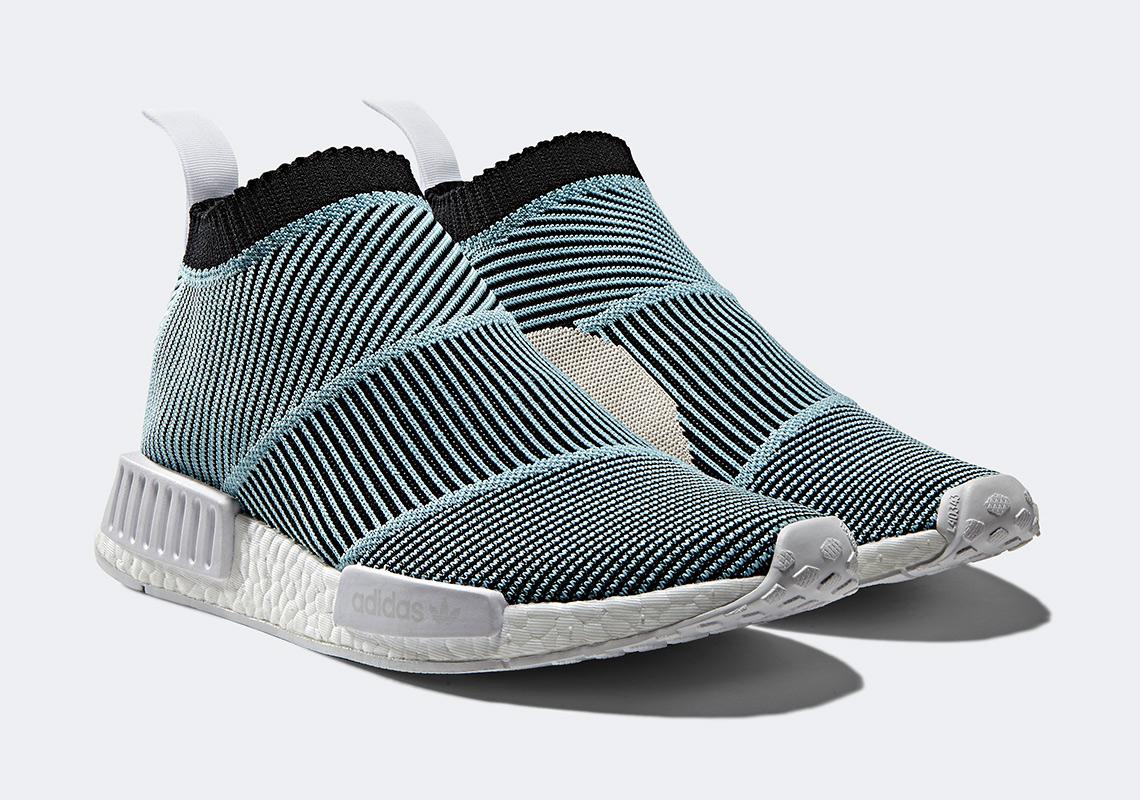 cf25a1c33 Parley adidas NMD CS1 City Sock AC8597 Release Info