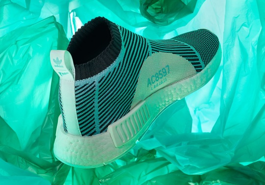 Parley For The Oceans And adidas To Release A City Sock This Month