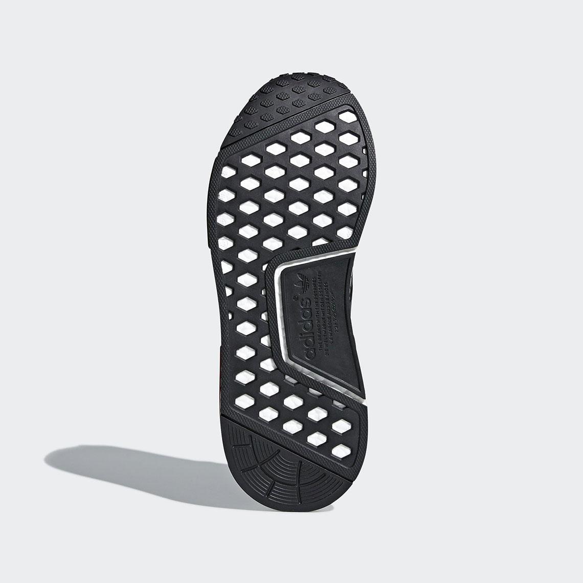 Adidas Nmd R1 Negro Y Burdeos NLbkLLFwQ