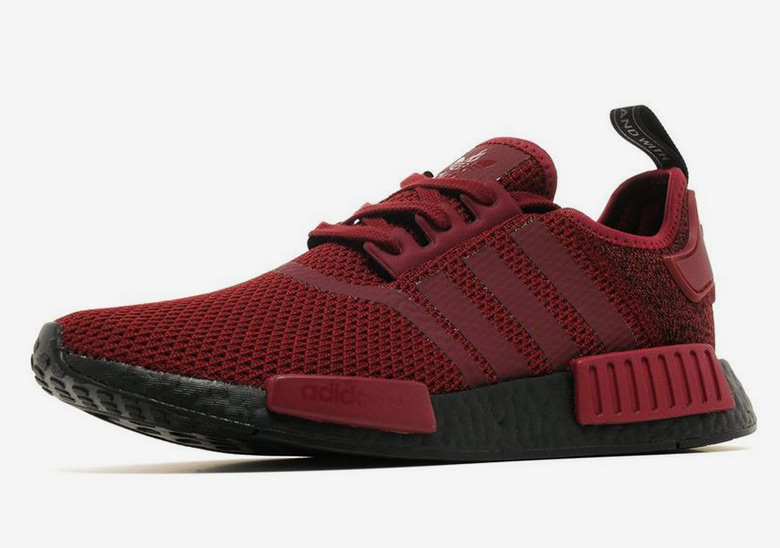 305e3ce68cc8b adidas NMD R1 Black Boost Available Now