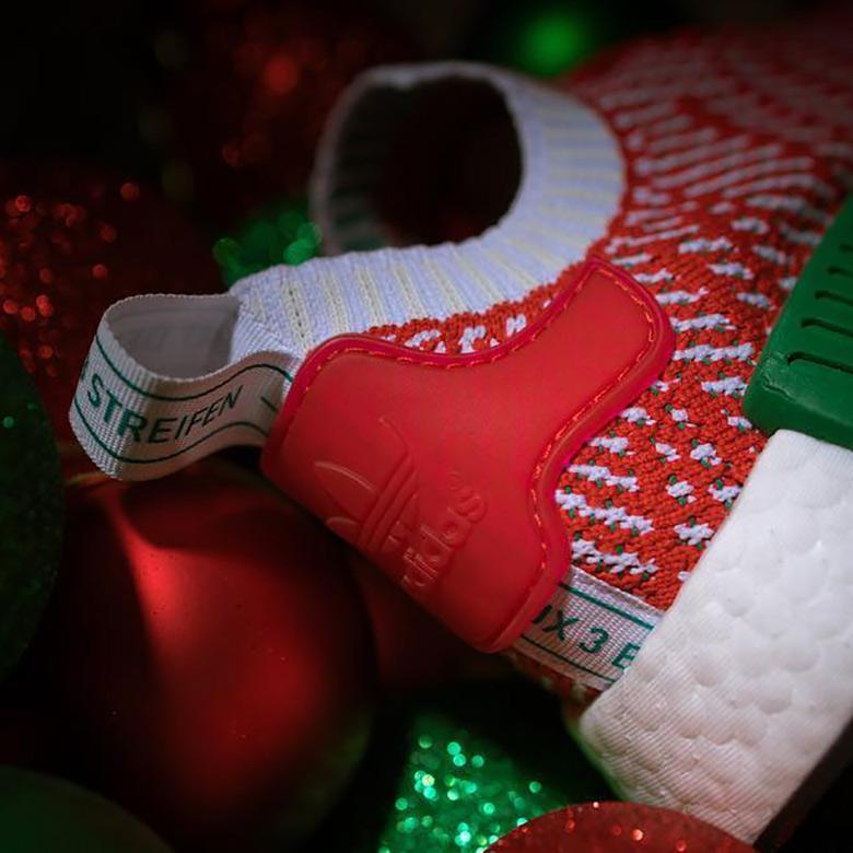 adidas NMD R1 STLT Primeknit Christmas