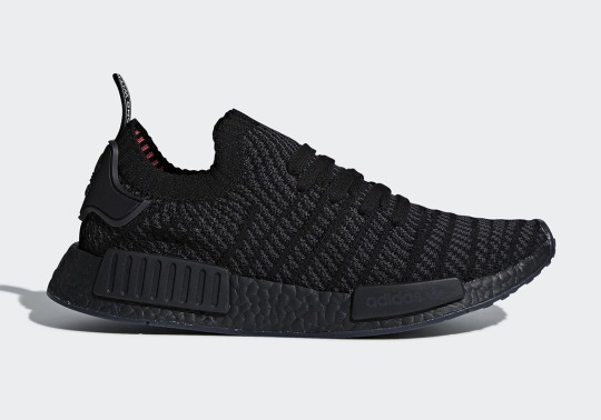 adidas NMD R1 Primeknit STLT Is Coming In Triple Black