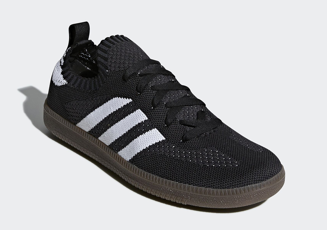 fac3292f6e05 The adidas Samba Gets A New Sock Primeknit Body