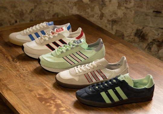 adidas Spezial's Spring 2018 Collection Launches This Week