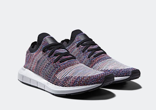 The adidas Swift Run Primeknit Appears In Two New Colors