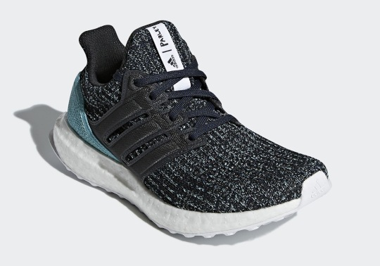 Parley For The Oceans And adidas Release A Kids-Exclusive Ultra Boost