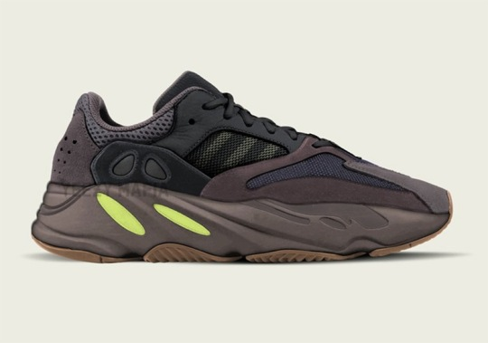 New adidas Yeezy Boost 700 Colorways Revealed For Season 7